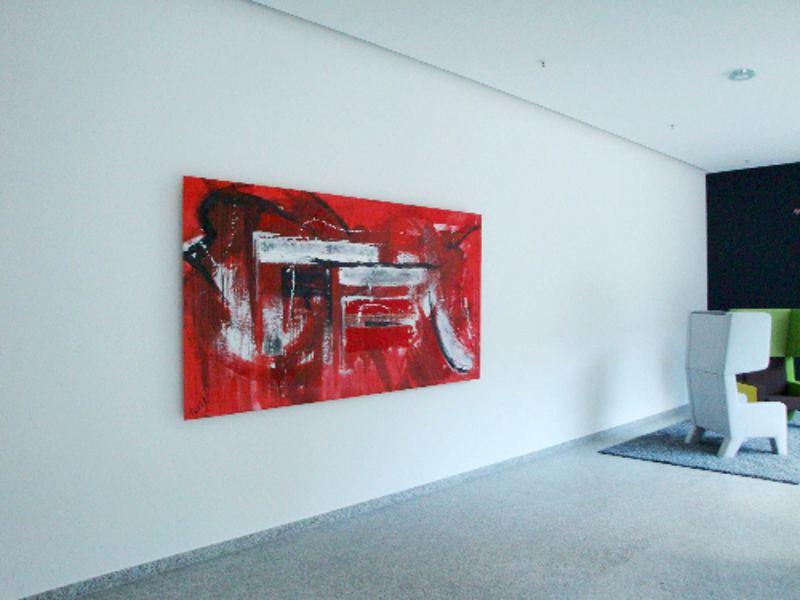 Großformat 200 x 180 cm