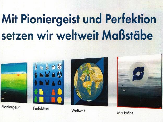 Mit Pioniergeist und Perfektion - Schunk AG