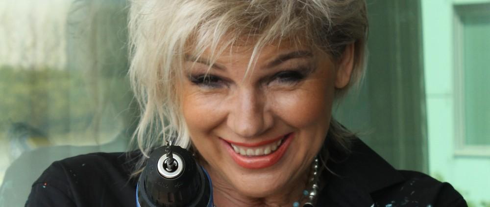 Künstlerin Brigitte W. Karasek