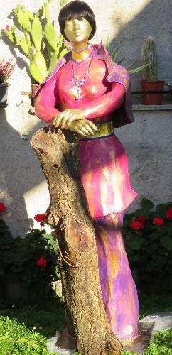 Die Nussbaumwächterin